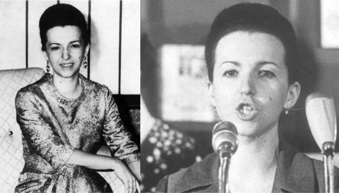 Загадъчната гибел на Людмила Живкова