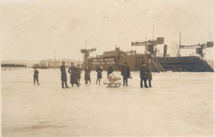 черно море замръзва