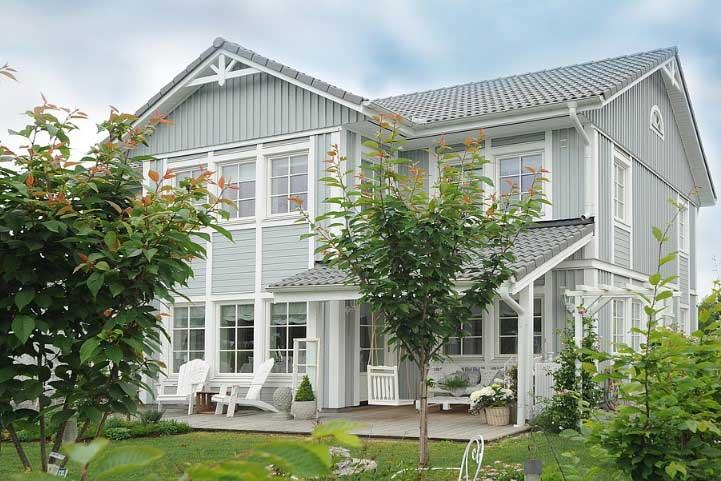 Прозорците в Швеция са без завеси