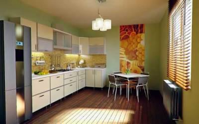 Подходящи цветове за кухня