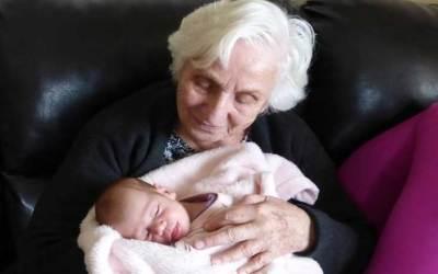 Бабини мита за раждането