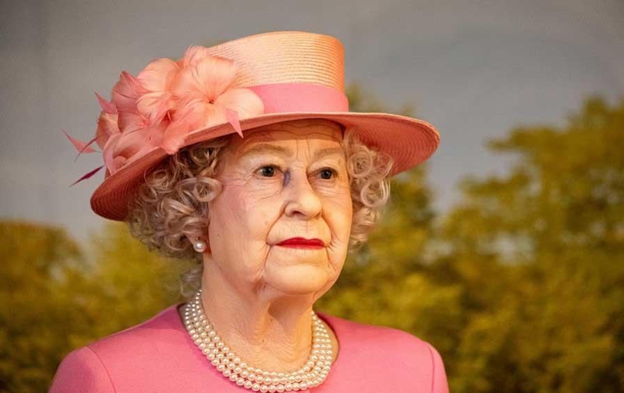 Кралицата живее здравословно