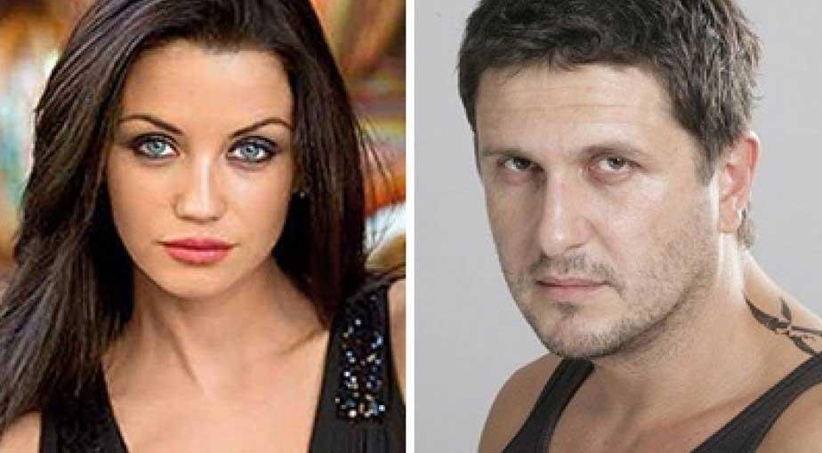 Асен Блатечки и Диляна Попова