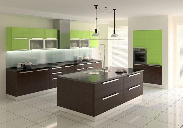 дизайн кухни в стиле минимализм фото 7