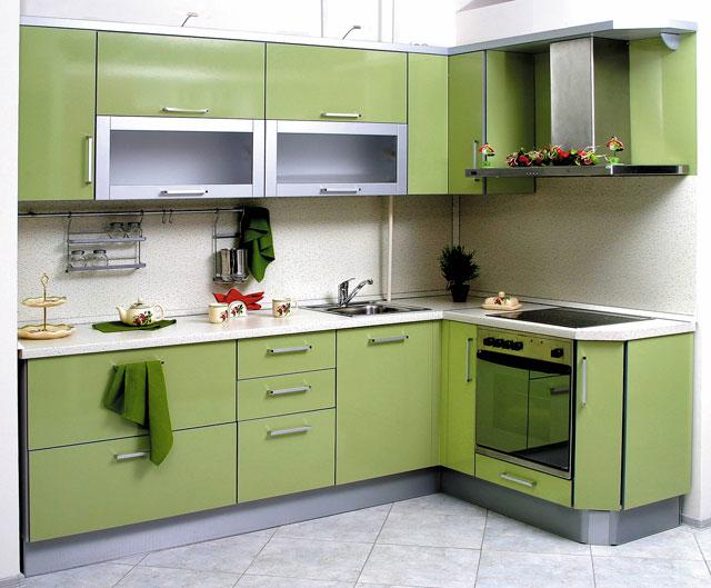 Маленькие угловые кухни  фото и советы дизайнера
