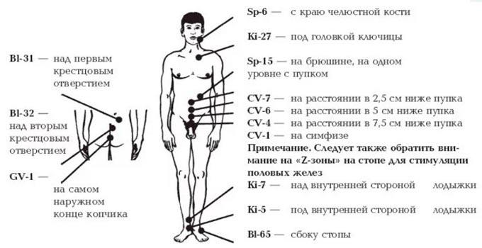 Prostatitis kalcining