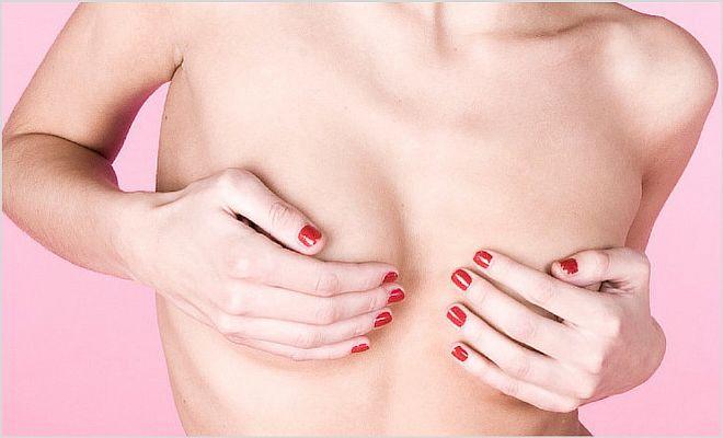 После удара синяк на груди