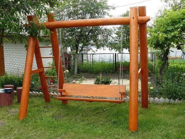 Dtsk koutek na zahrade  Blog ve o zahrad