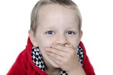 Ребенок заболел бронхитом