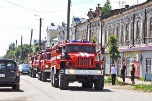 Пожарные, Нолинск