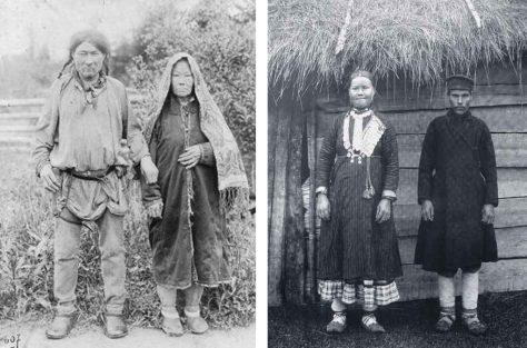 первые марийцы