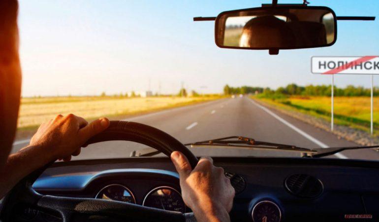 Нолинск возраст водителей