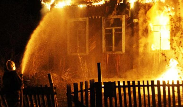 За последние сутки в нашей области произошло 5 пожаров