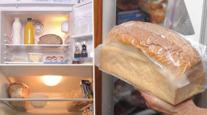 Почему нельзя хранить выпечку в холодильнике