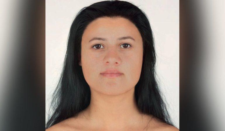 Археологи восстановили облик девушки, жившей 4000 лет назад