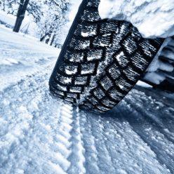 Чемплохо накачанные колеса так опасны зимой