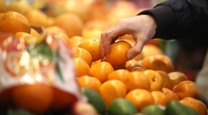 Как выбрать свежие и сладкие мандарины