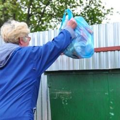 Каждый желающий может участвовать в замерах накопления мусора