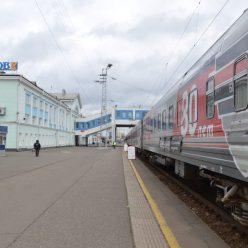 В майские праздники из Кирова запустят дополнительные поезда
