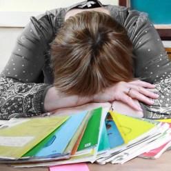 Как снизят отчетную нагрузку для школьных учителей