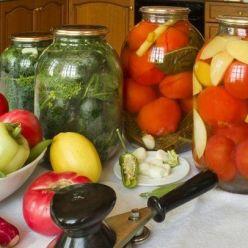 Главные ошибки домашнего консервирования