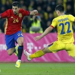 Румыния – Испания