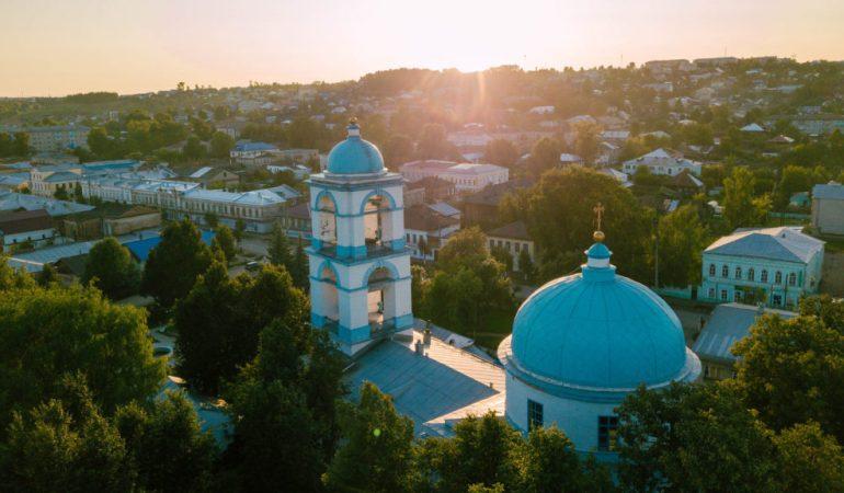 Нолинск Кировской области
