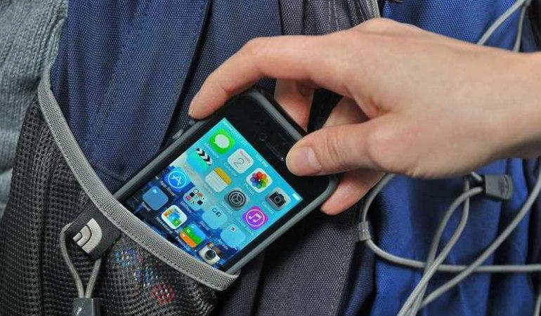 Советы по защите смартфонов в случае кражи