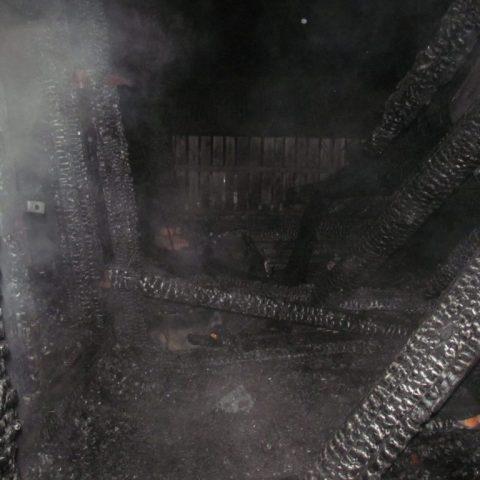 2 человека погибло в результате пожара под Нолинском