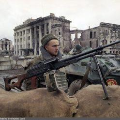 причина чеченской войны