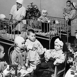 Новый год в период Великой Отечественной войны