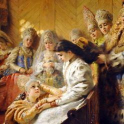 Почему на Руси девичник перед свадьбой был похож на похороны