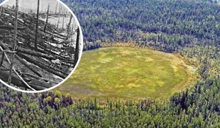 30 июня упал Тунгусский метеорит