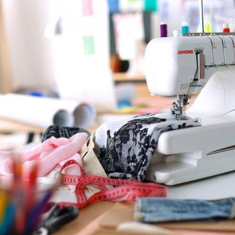 В Кировской области стартовал Социальный швейный коворкинг