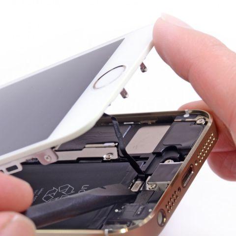 Когда необходима замена контроллера на iPhone 5s