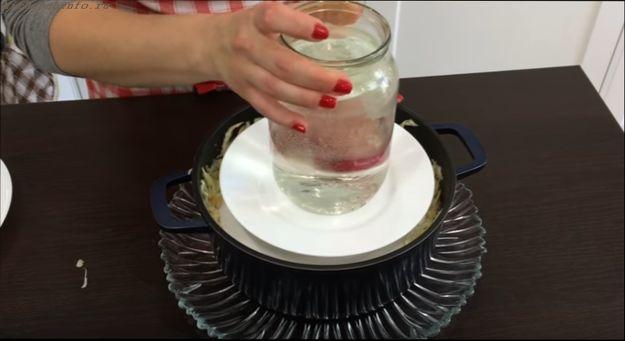 Квашеная капуста, как раньше: Классический рецепт