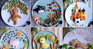 """VIDEO: Mama tvorí """"šťastné jedlo"""""""