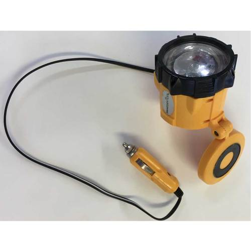 small resolution of portable lamp with cigarette lighter plug 12 v