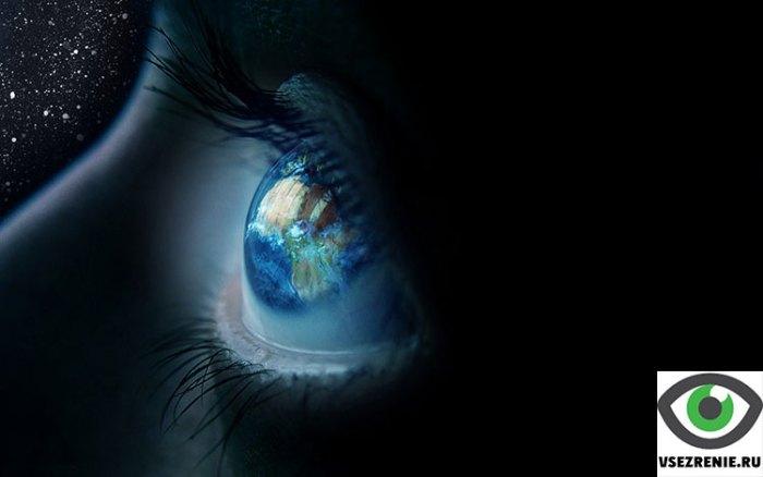 Эволюция человеческого глаза
