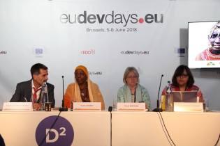 European Development Days, Dierenartsen Zonder Grenzen