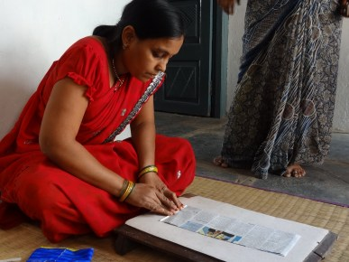 Coopérative féminine Magan Sangrahalaya2