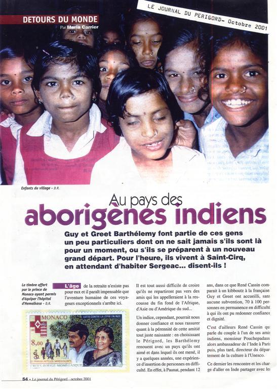 Journal Le Périgord 1