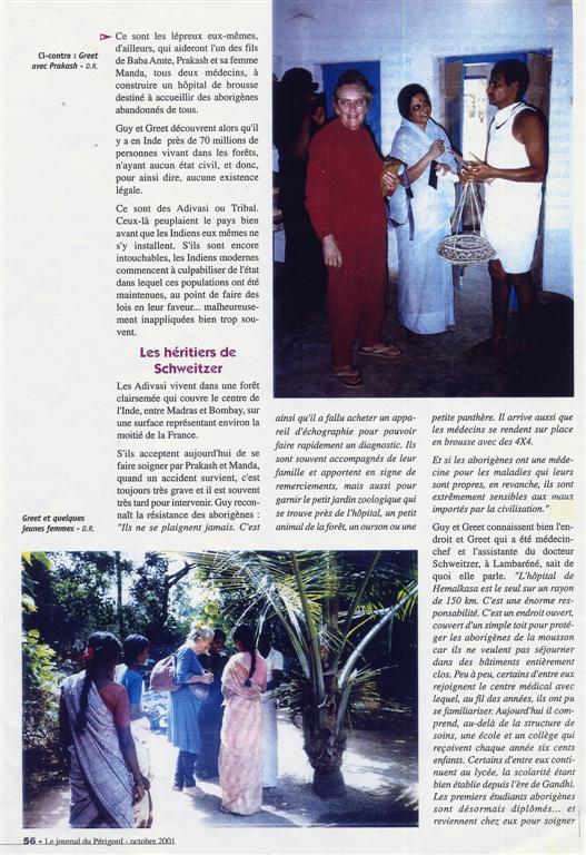 Journal le Périgord 3