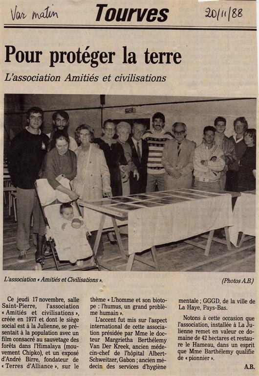 Var Matin 1988