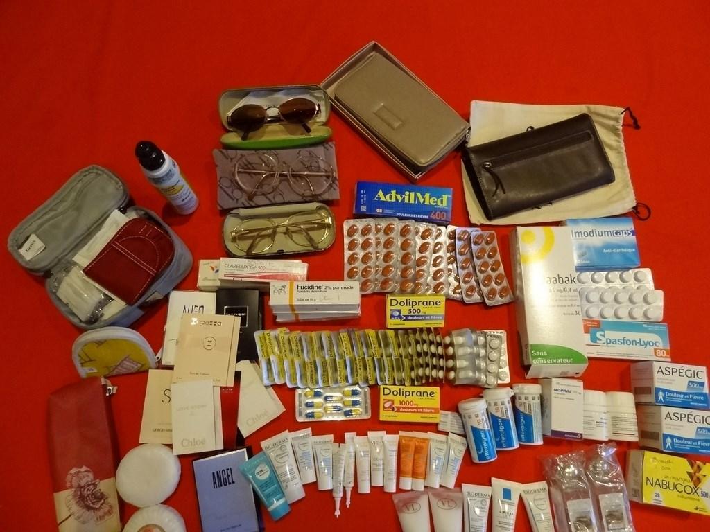 Médicaments pour Laos