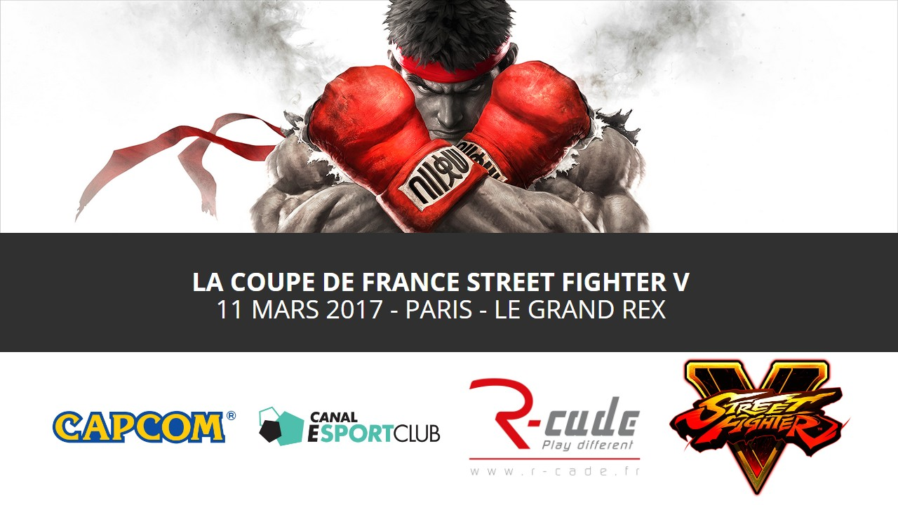 Vid os r sultats coupe de france street fighter v - Resultats coupe de france 2015 ...
