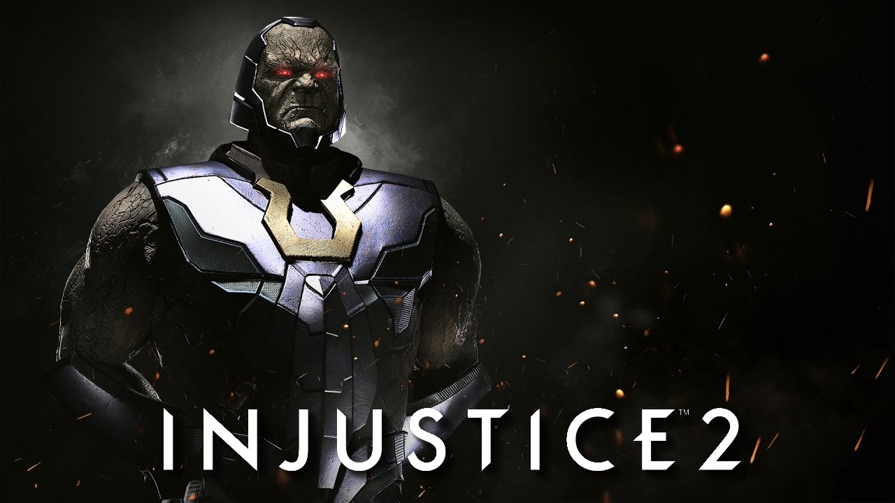 INJUSTICE 2 : le trailer officiel de Darkseid