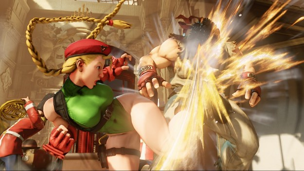 Street Fighter V © Capcom