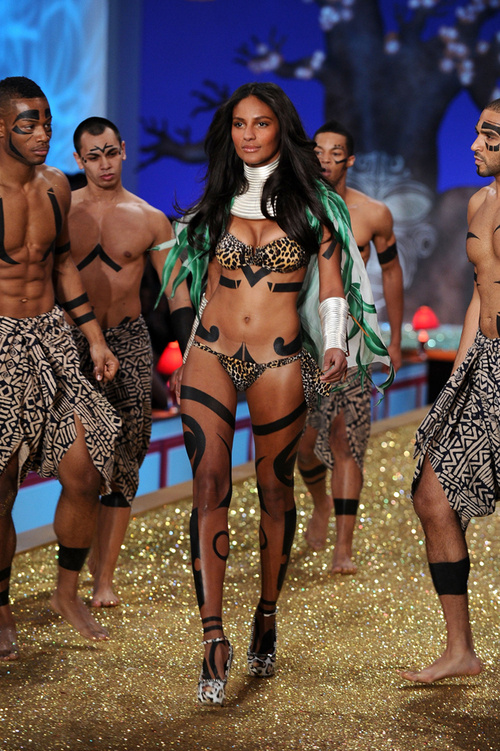 """Fashion's Race Problem Is Back: Victoria's Secret Relegates Black Models to Tribal Skit."" CBSNews. CBS Interactive, n.d. Web. 31 Jan. 2016. ."