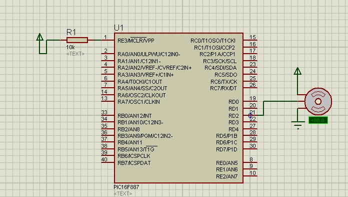 l293d motor driver circuit diagram single sign on flow servo interfacing with pic16f887
